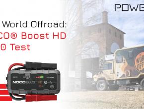 The World Offroad: NOCO® Boost HD GB70 Test