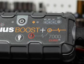 Μηχανική επισκευή με το Genius Boost