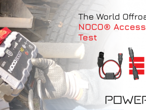 The World Offroad: NOCO® Accessories Test