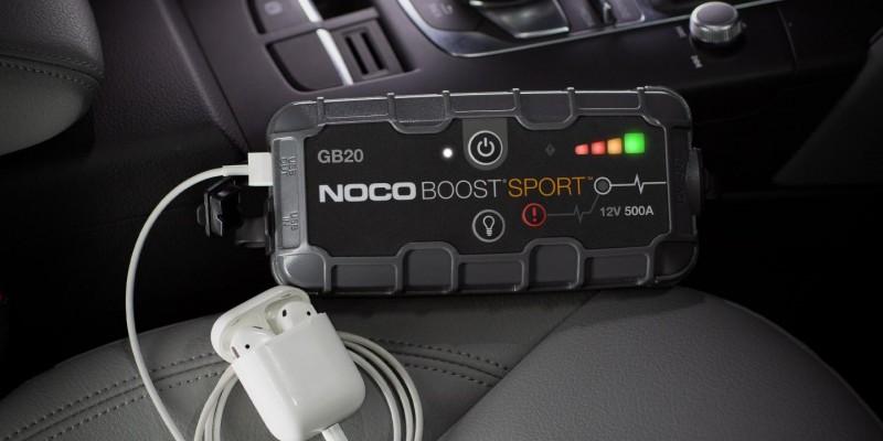 Εκκινητής λιθίου NOCO Boost GB20 Sport UltraSafe 500A