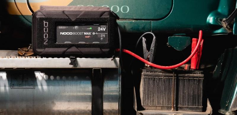 Εκκινητής λιθίου NOCO Boost Max GB251 UltraSafe 3000A