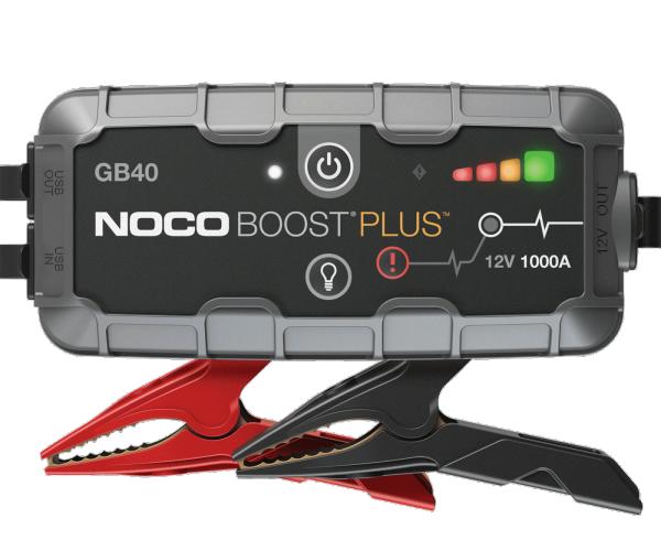 Εκκινητής λιθίου NOCO Boost GB40 Plus UltraSafe 1000A