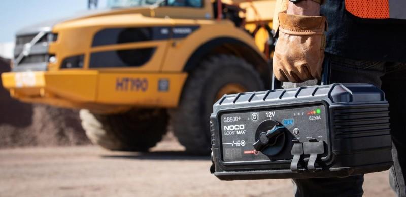 Εκκινητής ιόντων λιθίου NOCO Boost Max GB500 UltraSafe 6250A