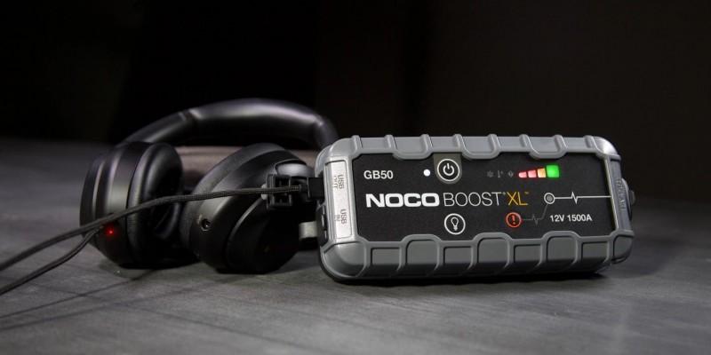 Εκκινητής λιθίου NOCO Boost GB50 XL UltraSafe 1500A