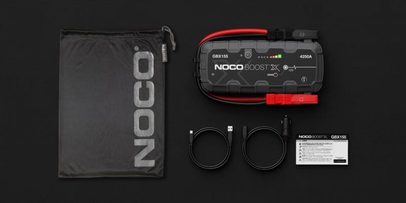 Εκκινητής ιόντων λιθίου NOCO Boost X GBX155 UltraSafe 4250A