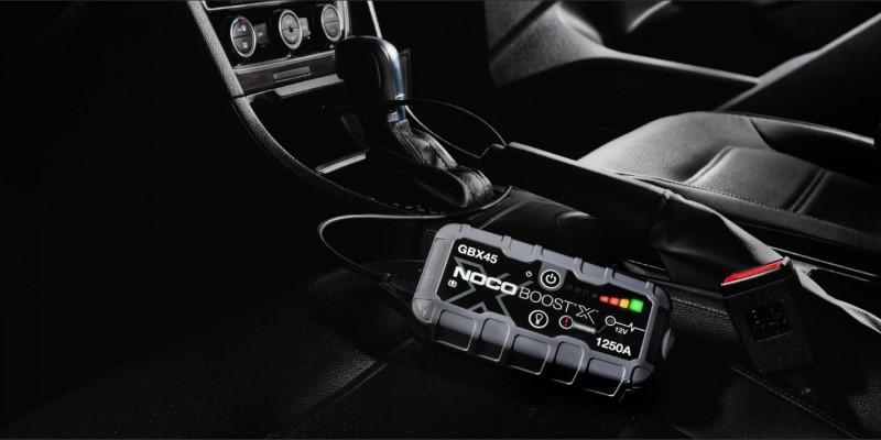 Εκκινητής ιόντων λιθίου NOCO Boost X GBX45 UltraSafe 1250A