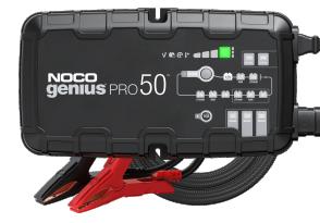 Φορτιστής και συσκευή συντήρησης συσσωρευτών NOCO GENIUSPRO50 6V, 12V & 24V 50A